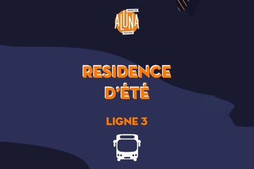Residence d'Été Shuttle Transfer | Ligne 3 - RETURN