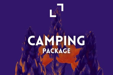 The Ultimate Kingsday Party Camping Package