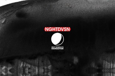 NGHTDVSN x Next Monday's Hangover - Ticket