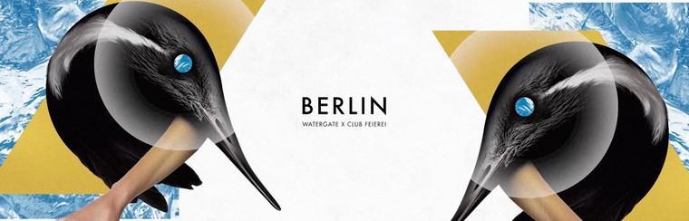 Berlin Special – Watergate x Club Feierei - Ticket