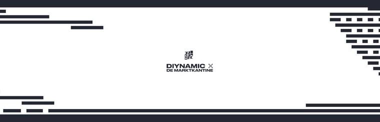 Diynamic x De Marktkantine - Ticket