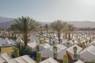 1er week-end: Pass Festival + Tente au Lake Eldorado