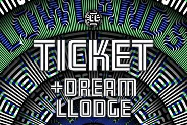 Ticket + Farland Dream LLodge