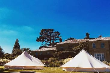 Classic Bell Tent @ Goatfest