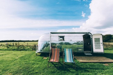 Airstream bei Vintage Vacations
