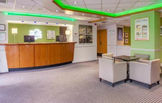 Holiday Inn Warrington 2x