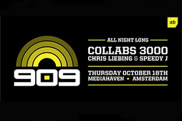 909 Collabs 3000 - Ticket