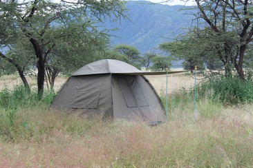 Bundu Camping Package @ Kilifi