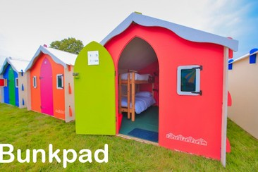 Bunkpad at Isle of Wight Festival