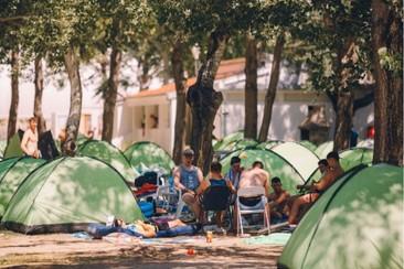 GA 3-Day Ticket + Camping Spot at Ultra Beachville Campsite