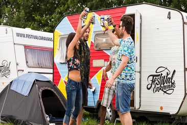 Festival Caravan @ Electric Paradise