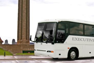 One-Way Coach Transfer   Dancefestopia to Kansas City Airport