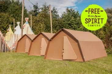 Eco Beach Camping + Tenda già montata