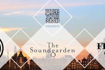 The Soundgarden x Sudbeat x Flying Circus - Ticket