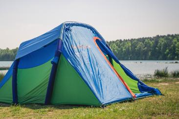 Relax Festitent beim Green Camping