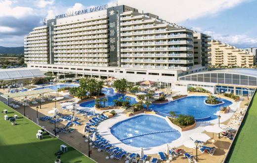 Hotel Gran Duque 1