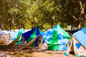 Bellepad at Ultra Beachville Campsite
