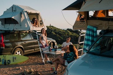 Topo Glamping no MEO Sudoeste