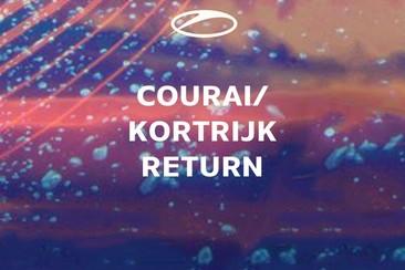Coutrai/Kortrijk Return Trip
