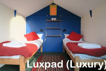 Luxpad at Sziget Festival