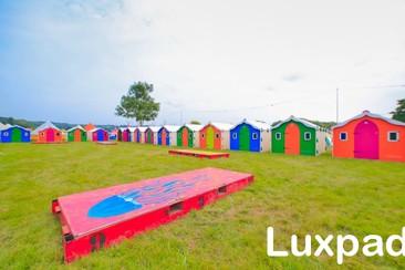 Luxpad beim Sziget Festival
