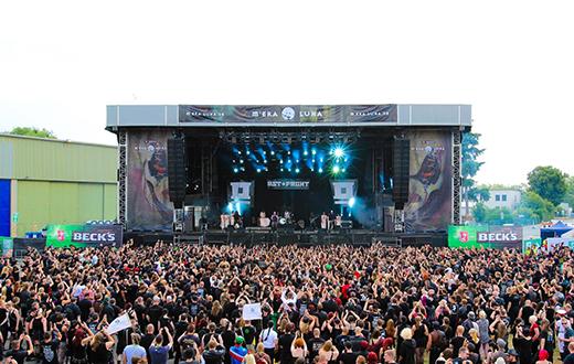 Mera luna festival 2018 lineup