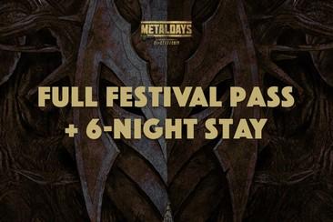 Festivalticket + 6 Übernachtungen in Tolmin