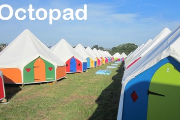 Octopad at Isle of Wight Festival