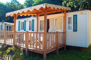 Bungalow - Camping Paris Est