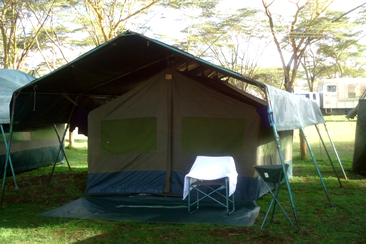 Safari Camping Package @ Kilifi