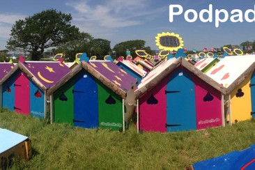 Podpad at Isle of Wight Festival