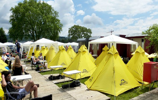 VIP Ticket + Premium Tent - Openair Frauenfeld 2017 ...
