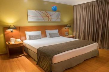 Depósito para hotel oficial do Rock in Rio - Plaza Barra First