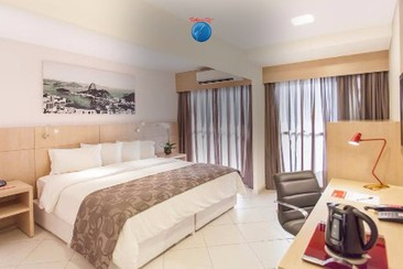 Depósito para hotel oficial do Rock in Rio - Quality Rio de Janeiro - Barra da Tijuca