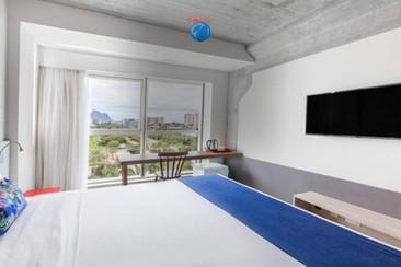 Depósito para hotel oficial do Rock in Rio - Ramada Encore Ribalta