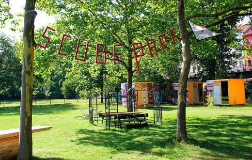 tent space lollapalooza berlin 2016 festicket. Black Bedroom Furniture Sets. Home Design Ideas