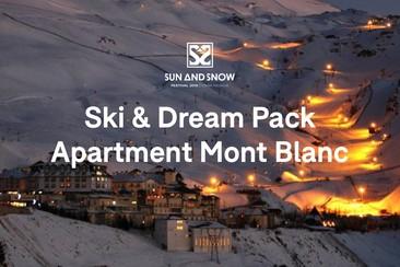 Festival Pass + Ski Pass + Apartment Mont Blanc