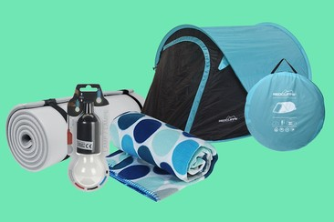 Sziget Camping Set Basic