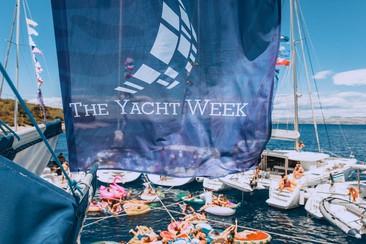 The Yacht Week: Cabin (Week 28. 06 - 13 July)