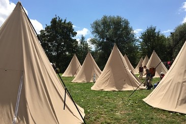 Tipi by Bed & Smile