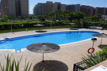 Apartment Trovalia in der ersten Reihe - Zone A