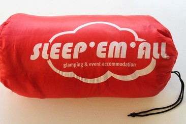 Sleep'em'All Camping - Extras