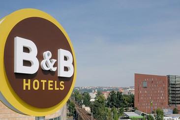 B&B Hotel Prague-City