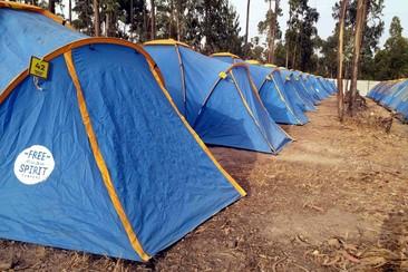 Classic Tent no EDP Vilar de Mouros