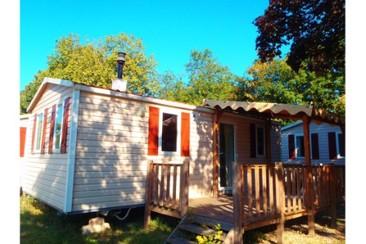 Bungalow pour 2/3 personens - Camping Paris Est