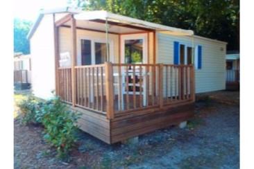 Cottage pour 4 personnes - Camping Paris Est