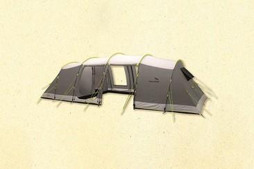 Standard-Zeltpaket auf dem Wacken Open Air Campingplatz