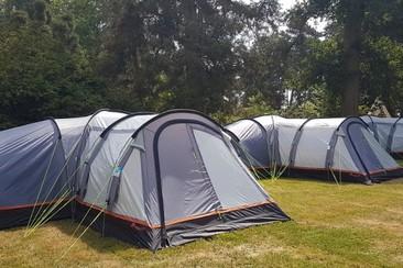KingDom Tent at Tangerine Fields
