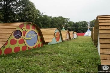 Vodafone Paredes de Coura - Sleep'em'All Camping - Quibi