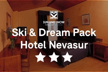 Festival Pass + Ski Pass + Hotel Nevasur